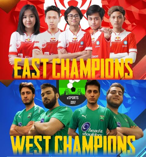 PMWL Season ZERO grand finals results East West champions