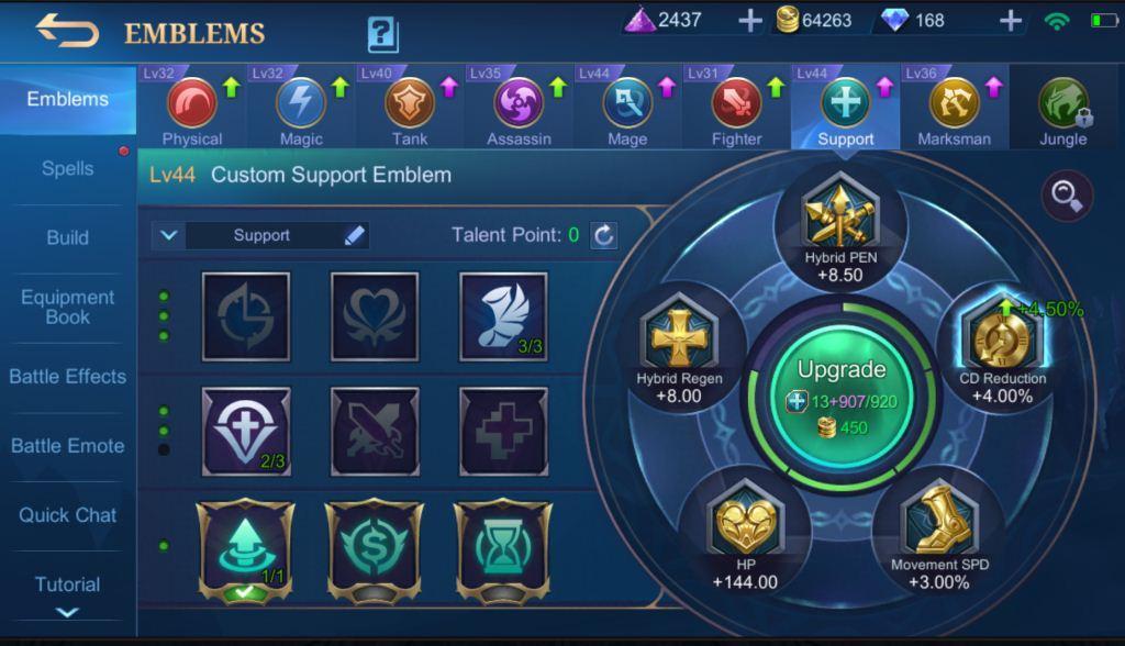 Mobile Legends Rafaela Guide