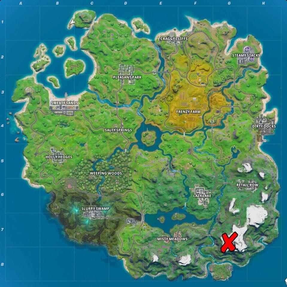 Fortnite chapter 2 season 4 Storm Awakening challenges