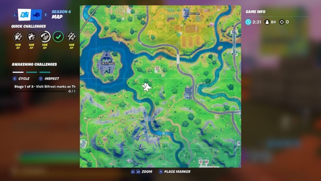 Fortnite S.H.I.E.L.D Chest Locations