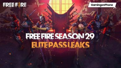 Photo of Free Fire Season 29 Elite Pass leaks: What rewards you can expect