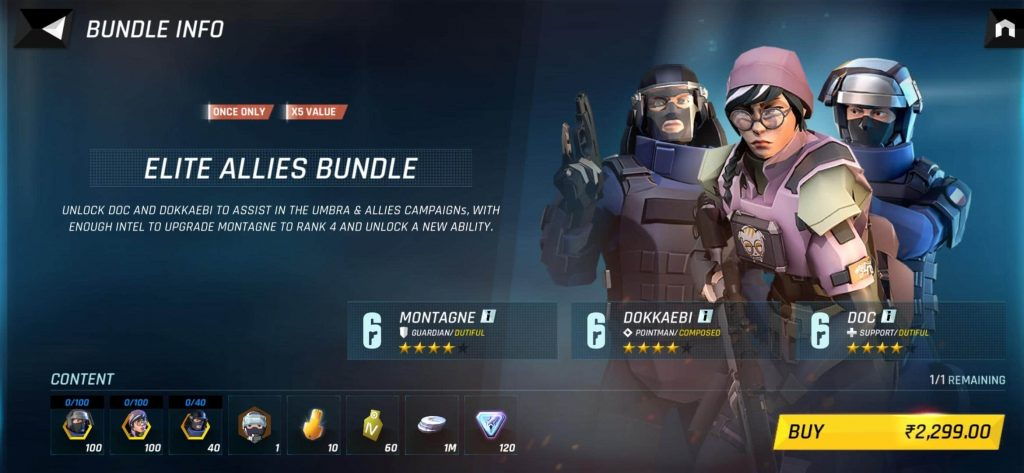 Tips and tricks to unlock soldiers in Tom Clancy's Elite Squad