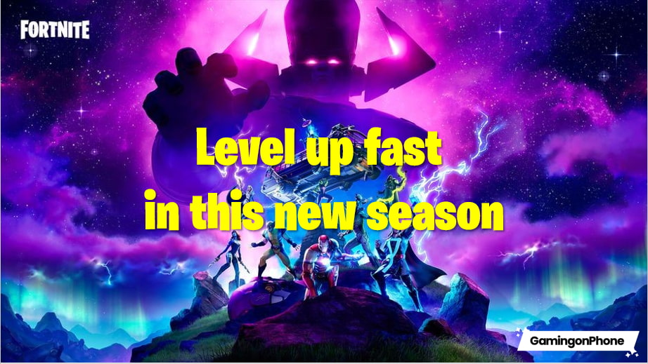 Easiest Way To Grind Fortnite Fortnite Chapter 2 Season 4 Tips And Tricks To Level Up Fast