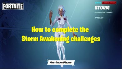 Photo of Fortnite Chapter 2 Season 4: How to complete Storm Awakening Challenges
