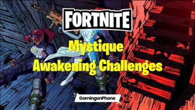 Photo of Fortnite Chapter 2 Season 4: How to complete Mystique awakening challenges