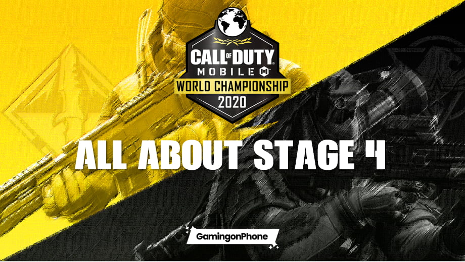 COD Mobile World Championship 2020 Stage 4, COD MObile World Championship regional qualifiers