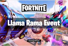 Photo of Fortnite Llama-Rama event: The Rocket League crossover is here