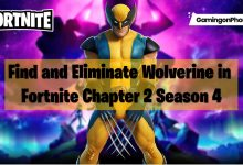 Photo of Fortnite Chapter 2 Season 4: How to find and eliminate the Wolverine