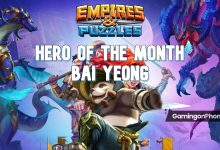 Hero of the Month - Bai Yeong