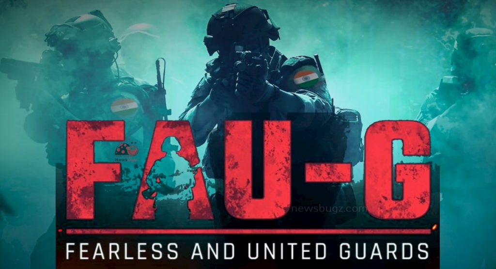 FAUG game by n-Core games