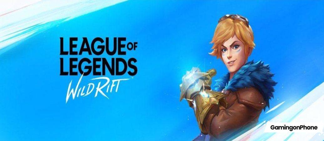 Leauge of Legends Wild Rift