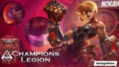 Photo of Champions Legion Norah Guide: Best Build, Partner and Gameplay Tips