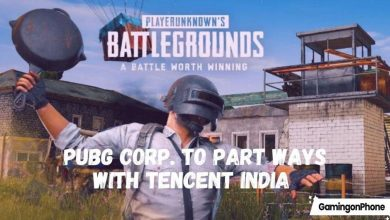 Photo of PUBG Corp. ends partnership with Tencent Games to unban PUBG Mobile in India
