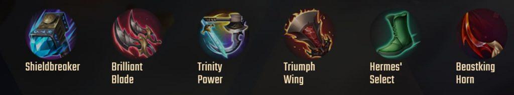 Champions Legion Clawdia Guide Build