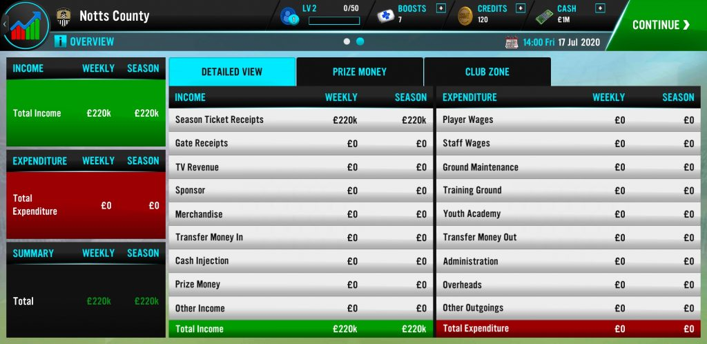 Soccer Manager 2021 Review