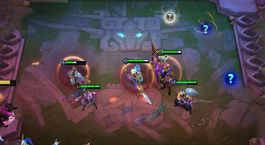 Teamfight Tactics Economy Methods