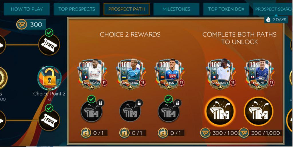 FIFA Mobile 20 Top Prospects