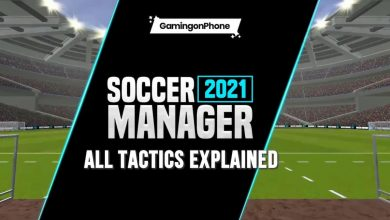 Soccer Manager 2021 Guide All Tactics Explained Gamingonphone