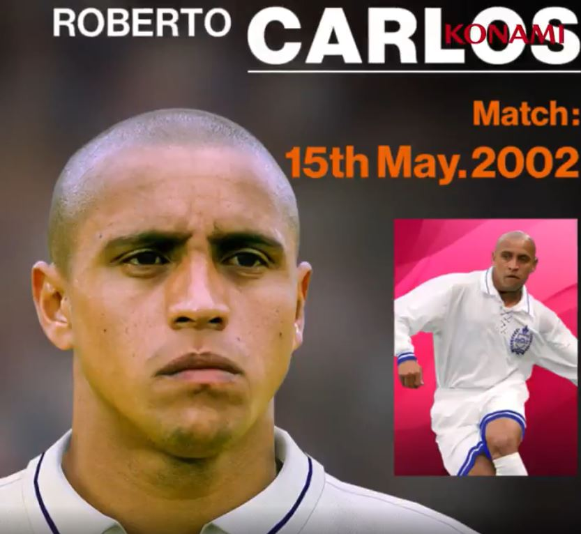 Real Madrid Iconic Moments Carlos PES