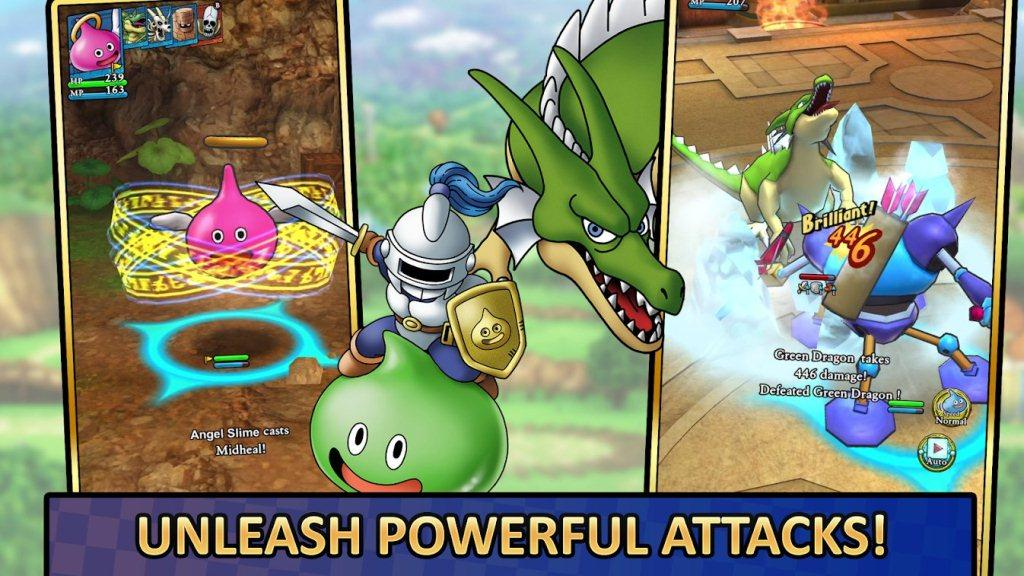 Dragon Quest Tact review