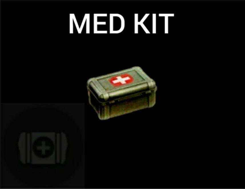Med Kit Utility Items