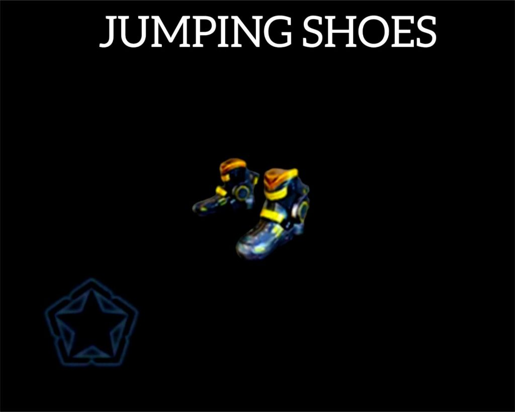 Jumping Shoes - Free Fire utility items