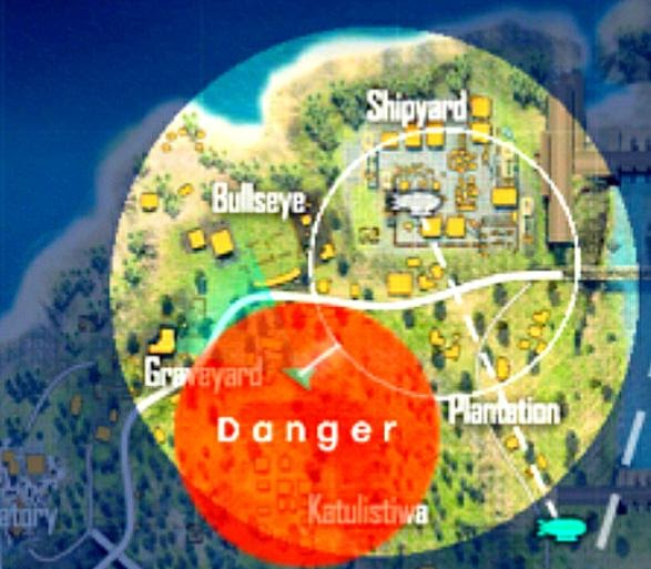 Free Fire Map Event