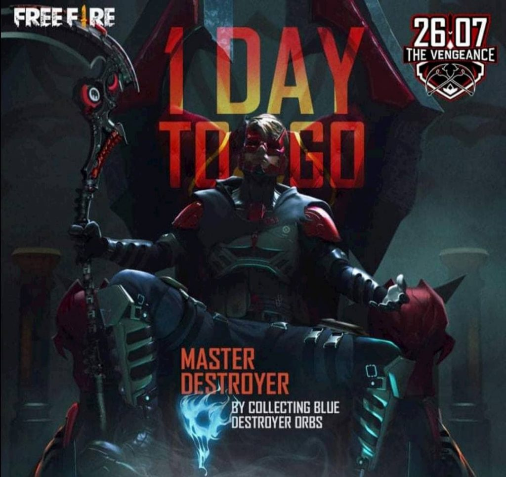 Free Fire Map Events