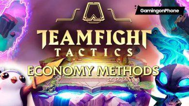 Teamfight Tactics Economy Methods Guide