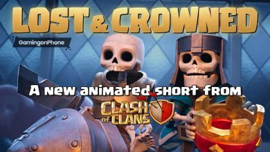 Lost and Crowned from Clash of Clans