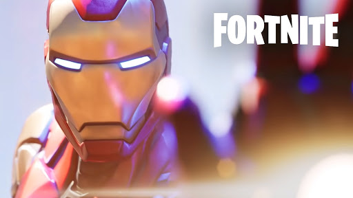 Fortnite Iron Man Suit