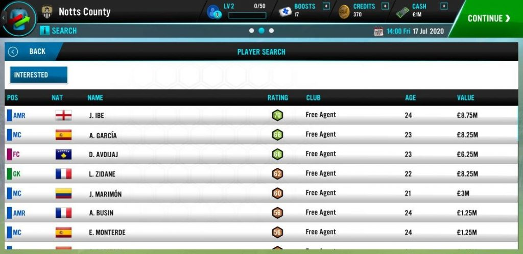 Soccer Manager 2021 Beginners guide, SM21 Beginners guide