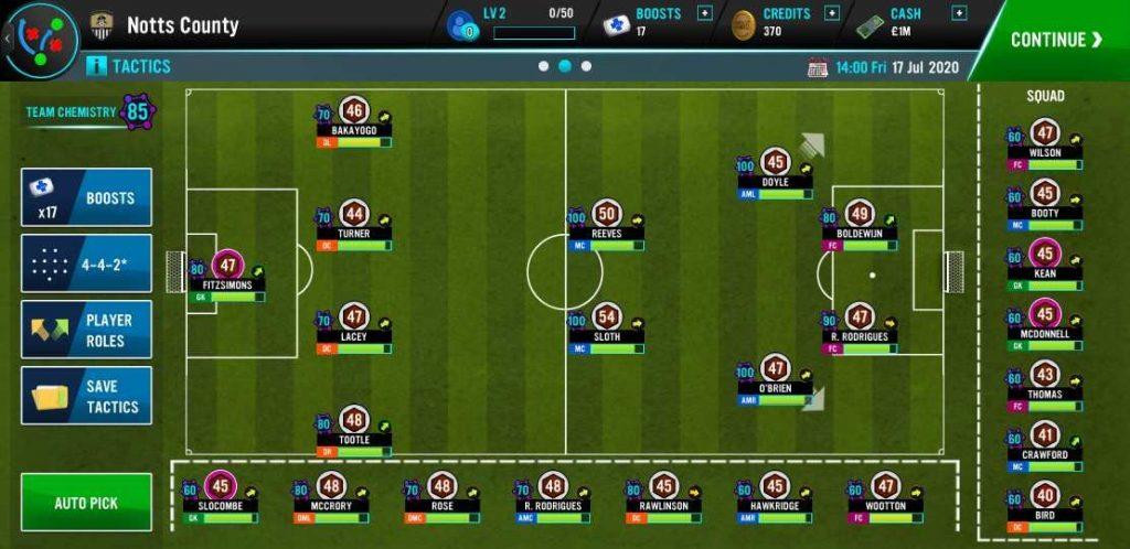 Soccer Manager 2021 Beginners Guide Tips And Tricks Gamingonphone