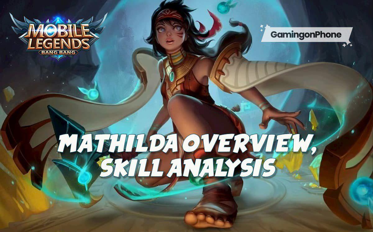 Mobile Legends Mathilda
