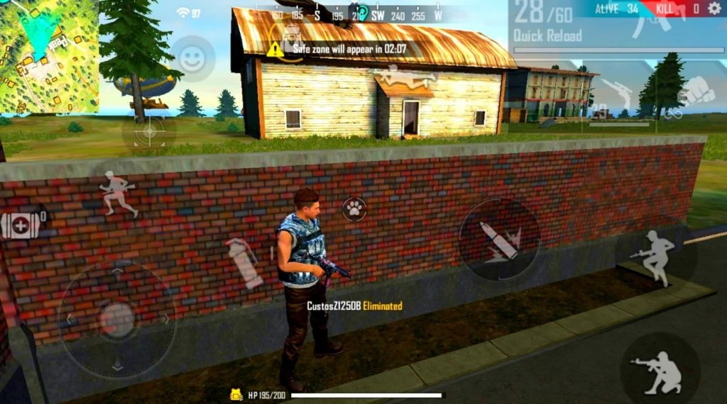 Free Fire Solo Player Guide Tips