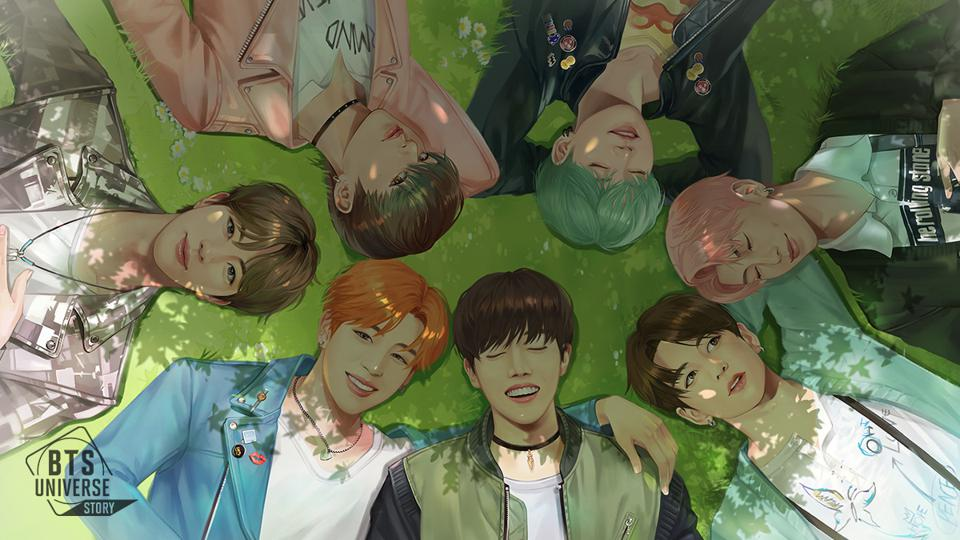 BTS Universe Story Review