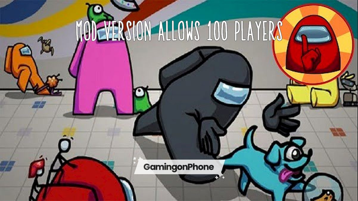 Among Us Here S How To Play 100 Player Matches