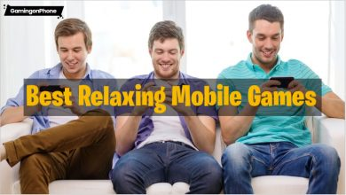 Photo of 5 Best Relaxing Mobile Games that you can try