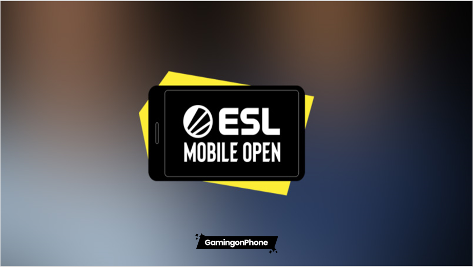 ESL Mobile Open Europe and MENA