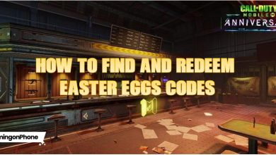 Photo of COD Mobile Easter Egg Codes: Here's how to find and redeem them