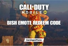 Photo of COD Mobile: How to Redeem Code for Epic BiSH emote