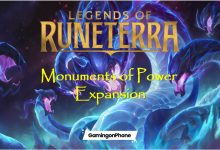 Photo of Legends of Runeterra: All new cards from Monuments of Power released