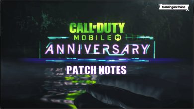 Photo of COD Mobile Season 11 (The Anniversary update) Official patch notes
