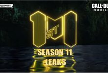 Photo of COD Mobile Season 11 Leaks: All that we know about 1st Anniversary update