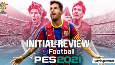 Photo of eFootball PES 2021 review: How does it look compared to PES 2020?