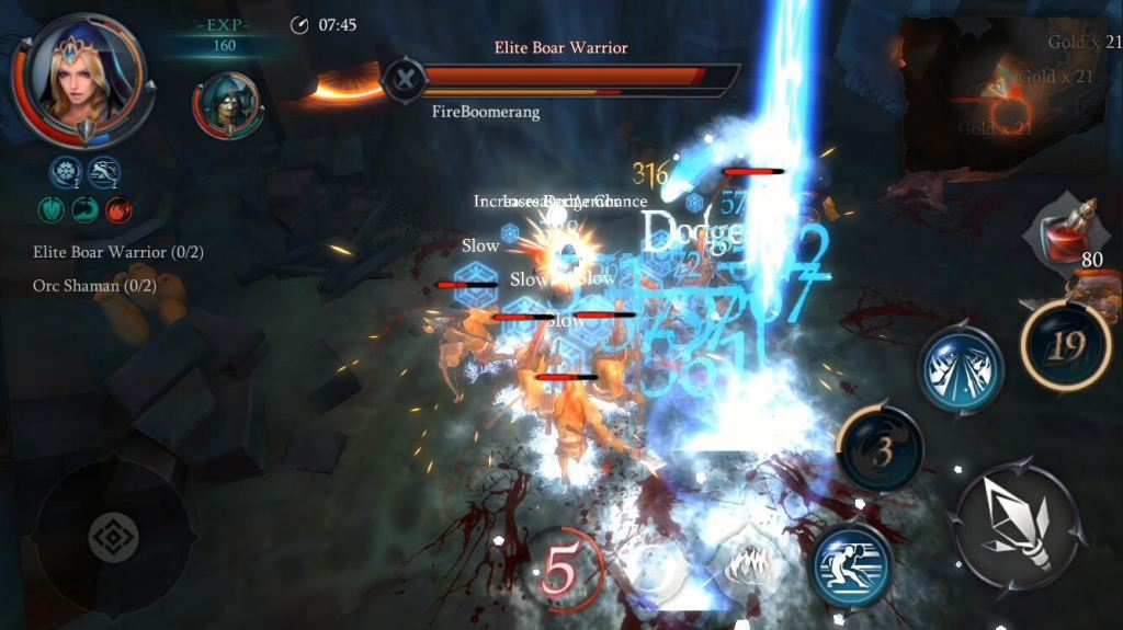 Raziel Dungeon Arena review