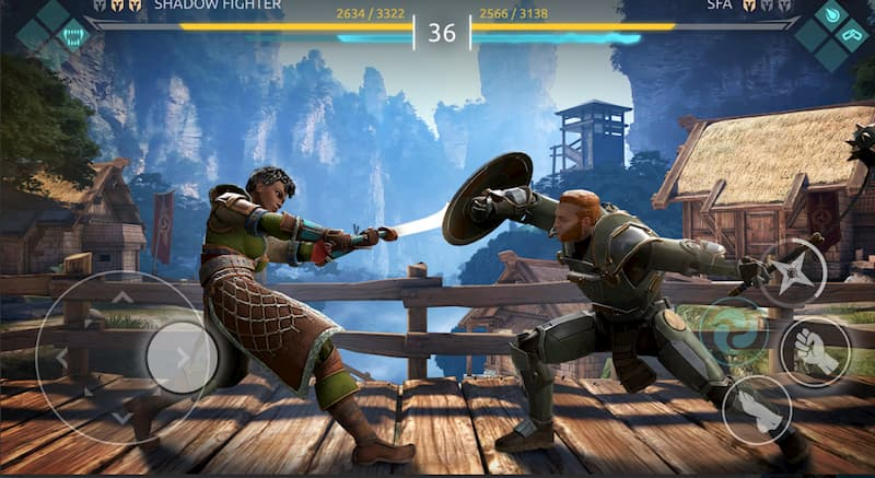 Shadow Fight Arena Review