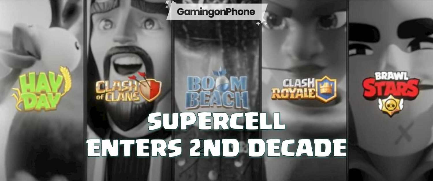 Supercell enters 2nd decade
