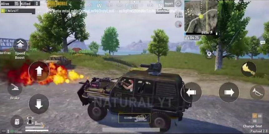 PUBG Mobile Payload 2.0 features