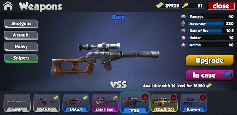 Kuboom 3D best guns